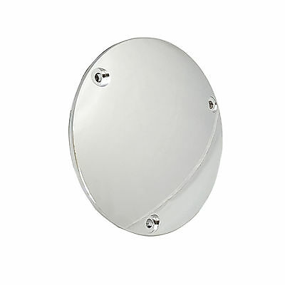 Harley Chrome Primary Derby cover 3-hole 1984-99 Heavy Duty