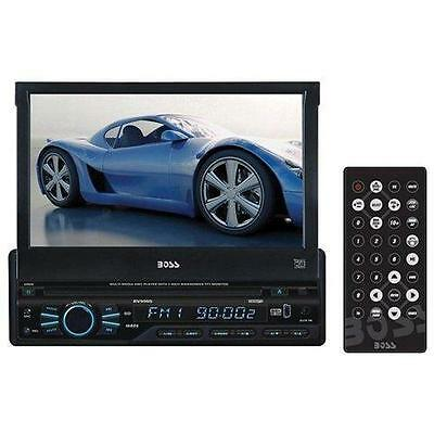 "Boss Bv9965 In-Dash 7"" Tft-Lcd Touchscreen Dvd/cd/mp3 Car Stereo Receiver Audio"