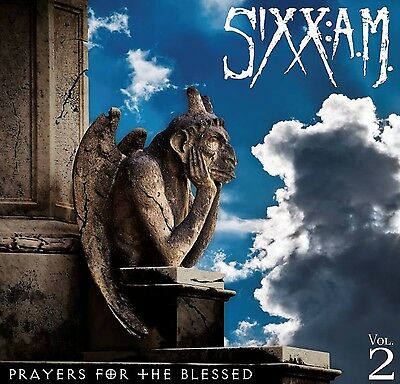 Sixx:AM - Prayers For the Blessed - New Coloured Vinyl LP