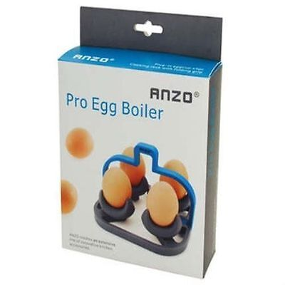 Anzo Pro Egg Boiler  Silicone Egg Stands