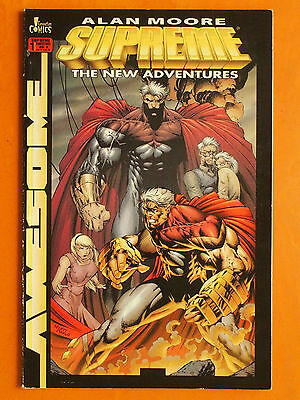 Supreme the new adventures. Alman Moore. N° 1 de 1996- Génération Comics