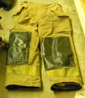 Morning Pride Firemans Turnout  Bunker Pants Gear 29/29 Globe Fire Dex Securitex