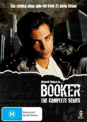 Booker: The Complete Series (DVD, 2008, 6-Disc Set) - Region 4