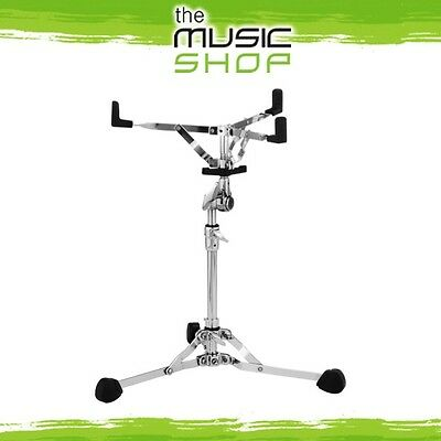New Pearl S-150S Flat Based Snare Drum Stand with Uni Lock Tilter - S150S