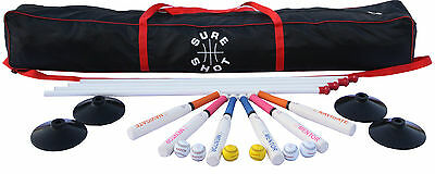 Sure Shot Baseball Sports School/Club Play Rounder Trainer Pack & Equipment Bag