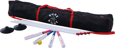 Sure Shot Baseball School/Club Beginners Level Game Play Rounder Starter Pack