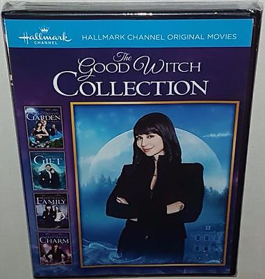 The Good Witch Movie Collection (2014 Release) Brand New Sealed R1 Dvd Boxset