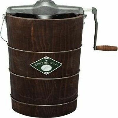 White Mountain Hand Crank Ice Cream Maker