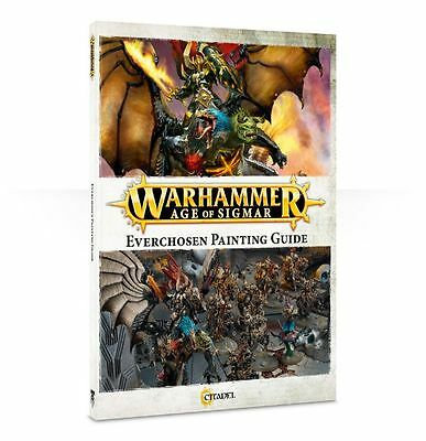 Everchosen Painting Guide - Age Of Sigmar  - Games Workshop