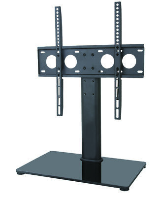 "Table Top TV Pedestal Replacement Stand Base fits 28""-55"" LED LCD Plasma Screens"