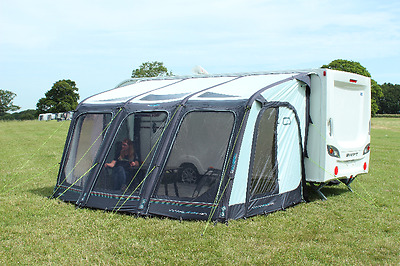 Outdoor Revolution Oxygen Compact AirLite 420 Caravan Inflatable Awning