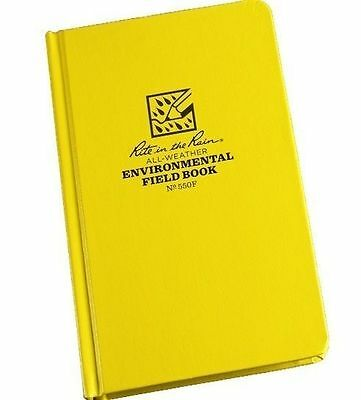 Rite in the Rain 550F All-Weather Fabrikoid Environmental Field Book