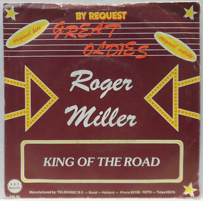 """Sam The Sham & The Pharaohs - Wooly Bully / Roger Miller - King Of The Road 7"""""""