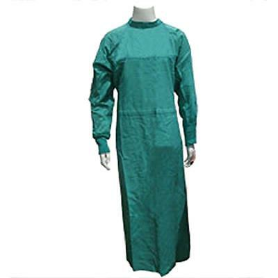 Reusable Surgeon Gown 100% Cotton Medium Each AHSGM-C