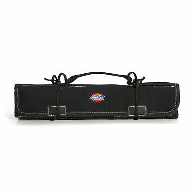 Dickies 57061 Black Small Wrench Roll Sleeve Hand Tool Bag Holder Pouch