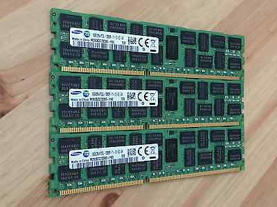 Samsung 16GB (1x16GB) 2Rx4 PC3L-12800R Server RAM