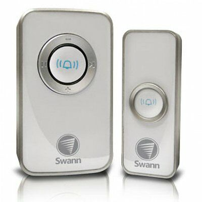 Swann Wireless Door Chime/Door Bell with Mains Power SWHOM-DC820P