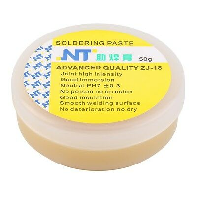 50g Rosin Soldering Flux Paste Solder Welding Grease Cream for Phone PCB LS