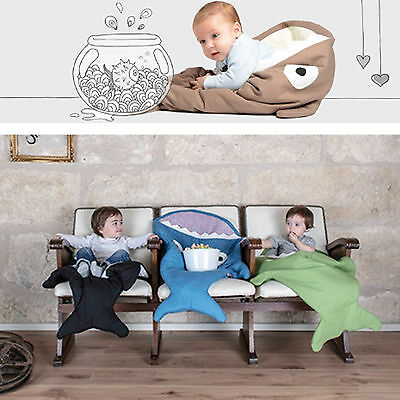 Baby Infant Newborn Blanket Wraps Sleeping Bag Pram Bed Warm Photography Prop