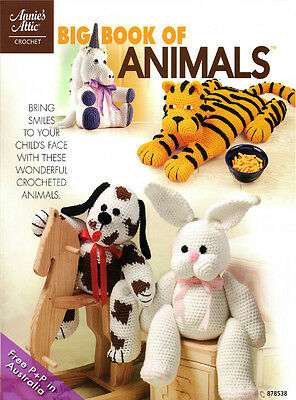 Big Book of Animals by Annies Attic