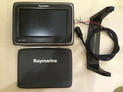 "Raymarine a78 Wi-Fi 7"" MFD Wifi Bluetooth Touchscreen. Very perfect!"