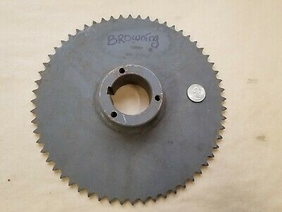 Browning 40P60 Sprocket 1.88 Taper Bore