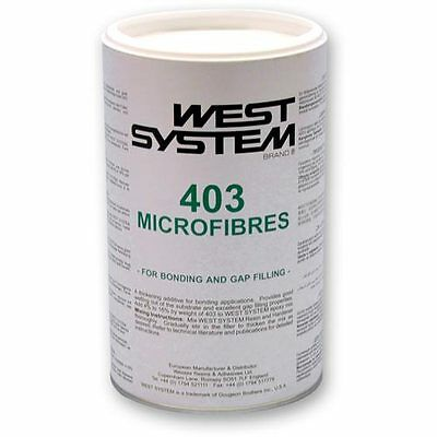West Systems 403 Microfibres / Epoxy Filler - 150gm