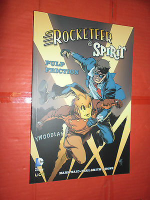 The Rocketeer E Spirit-Pulp Friction-Unico Di:mark Waid E Paul Smith Lion Rw