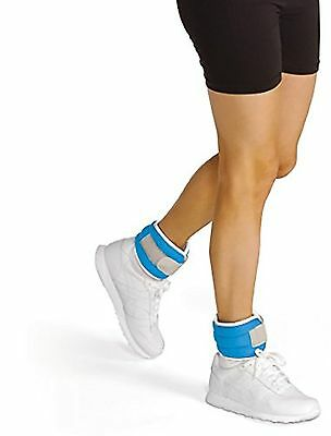 Everlast ER4442BL 5-Pounds Comfort Fit Ankle/Wrist Weights