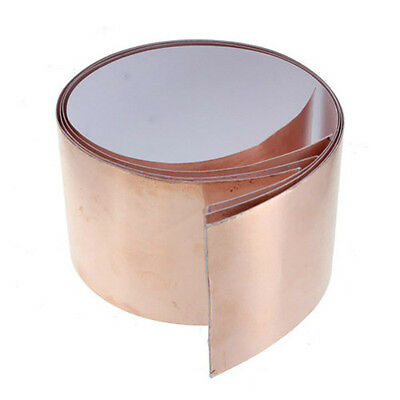 Copper Foil Tape EMI Shielding for Fender Guitars 1 ft X 2