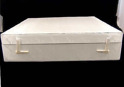 Old World Christmas Brides Collection Empty Storage Box