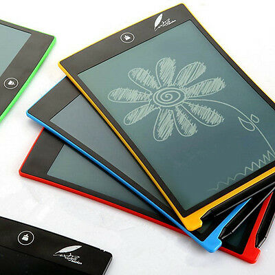 Howshow 8.5inch E-Note Paperless LCD Writing Tablet Office Family School Drawing