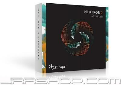 iZotope Neutron Advanced Crossgrade from any iZotope except DDLY, Mobius,  or Fre