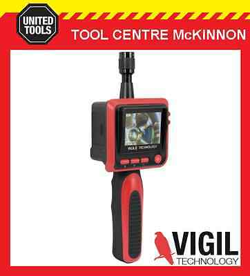 "VIGIL 1m 2.4"" WATERPROOF SNAKE INSPECTION VIDEO CAMERA / BORESCOPE"