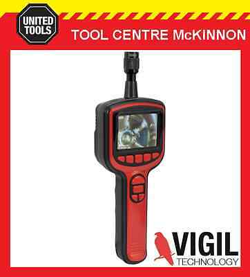 "VIGIL 1m 2.4"" SD COMPATIBLE WATERPROOF SNAKE INSPECTION VIDEO CAMERA / BORESCOPE"