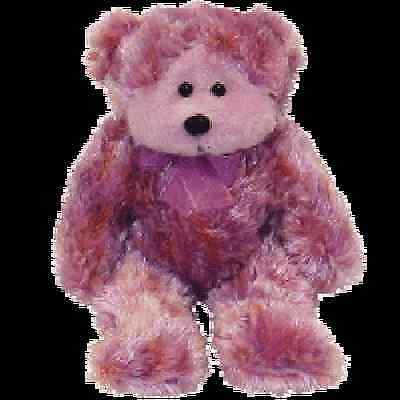 """Skansen Beanie Kid """"blueberry Muffin The Bear Mint With Mint Tag"""