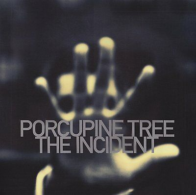 PORCUPINE TREE - THE INCIDENT    (Deluxe HQ LP Vinyl) sealed