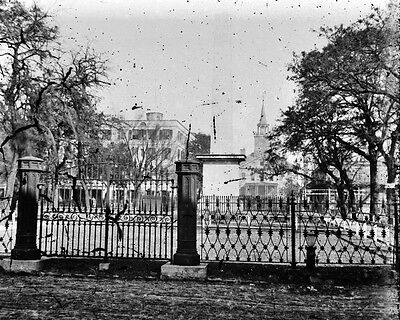 New 11x14 Civil War Photo: 1865 View of the City of Savannah, Georgia
