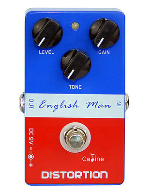 "Caline CP-14 ""English Man"" Distortion Effects Pedal"