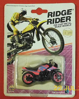 Yamaha 1000 Ridge Rider Die Cast Toy 1986