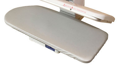 DSG41 Replacement Fabric Cover and Foam Backing for Domotec Steam Press New