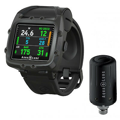 Aqualung i750 Oled Computer Wrist Air Integrated with Compass + Transmitter 02UK