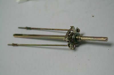 RS Rotary Switch Shaft Assembly For Use With MU-MA Series, MU-MK Series