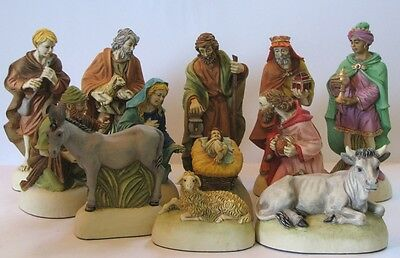 Nativity Rubber Latex Moulds