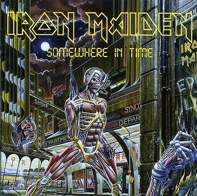 Somewhere In Time - Iron Maiden (2008, CD NUEVO)