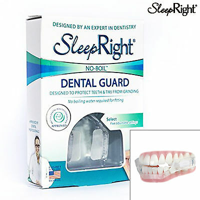 SleepRight Select Dental Guard Teeth Grinding Protection BRUXISM GRINDING