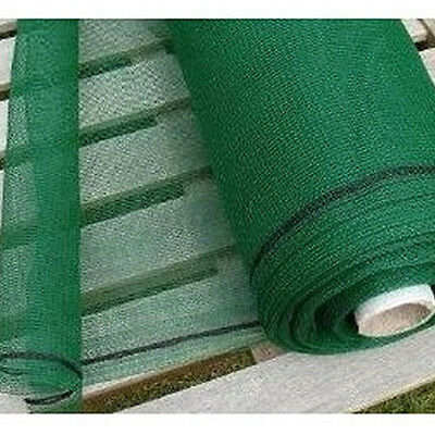 1.5m x 50m Heavy Duty Windbreak Shade Debris Netting Fence Garden Greenhouse