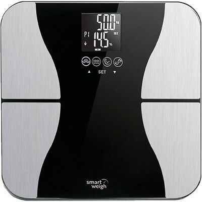 Body Fat Digital Precision Scale with Tempered Glass Platform