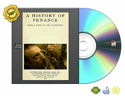 A history of penance, being a study of authorities 2 Volume set eBooks On CD
