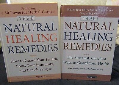 1998 & 1999   Natural Healing Remedies Natural Remedies 50 Powerful Herbal Cures
